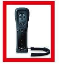 【新品】(税込価格)WiiリモコンプラスKuroクロ(黒)のみ(任天堂製純正品)★ご注意新品未使用品ですが、外箱はございません。