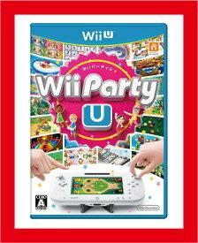 【新品】(税込価格)WIIU Wii Party U◆取り寄せ商品◆当店からの発送は2〜3営業日後★新品未使用品ですが、外装に傷みや汚れ販促シール貼り等がある場合がございます。