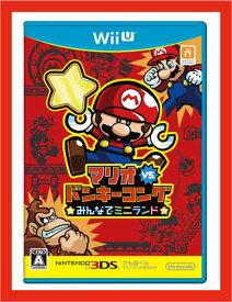 【新品】(税込価格)WiiUマリオ VS ドンキーコング みんなでミニランド (WiiU版)◆取り寄せ品◆当店からの発送は2〜3営業日後