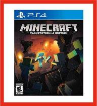 【新品】(税込価格)PS4マインクラフトMinecraftPlayStation4Edition(北米版)