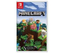 【新品】(税込価格) Nintendo Switch マインクラフト(Minecraft)