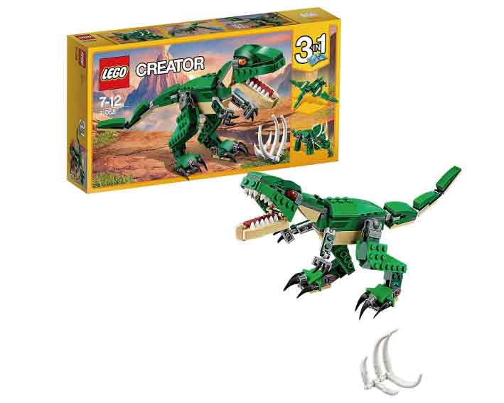 【新品】(税込価格)レゴ(LEGO) 31058 ダイナソー CREATOR 3in1 (7-12)【レゴブロック】
