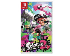 【新品】(税込価格) Nintendo Switch スプラトゥーン2