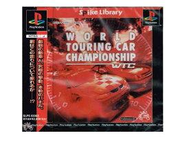 【新品】(税込価格) PS WTCワールドツーリングカーチャンピオンシップ (スパイクライブラリー#009) /パッケージに少し傷み汚れ等がある場合がございます。