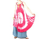 福袋対象 エスニック ワンピース タイダイ レディース 5カラー エスニックファッション アジアンファッション アジアン キャミワンピ かわいい ゆったり おしゃれ ヒッピー ボヘミアン
