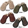 Ganesha Sabot Sandals! ethnic Asian men's ladies ' men and women sabosandal shoe slippers room shoes colorful Office linen room in walkable pettanko pettanko easy-to-wear men's sandals