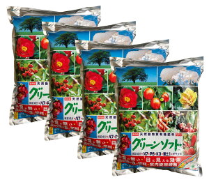 グリーンソフト 20kg (5kgx4袋) マルタ小泉