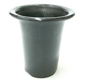 洋蘭プラ鉢 5号 10個 黒ラン鉢 プラ鉢 15cm 薔薇 苗 深鉢 キンリョウヘン 金稜辺 植木鉢 鉢 バラ ばら 薔薇