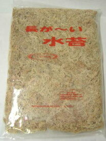 富貴蘭 長が〜い水苔 100g 根巻用 ニュージーランド産