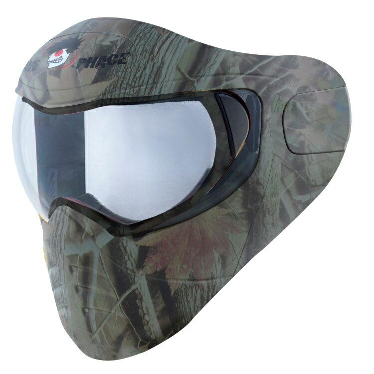 セーブフェイスマスク SUM2 ヘッドハンター カモフラージュ