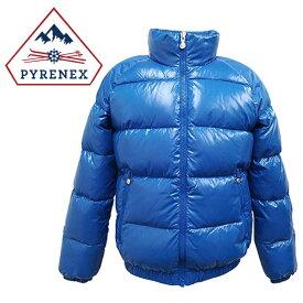 PYRENEX ピレネックスMYTHIC HMK006 BLUE ブルー ダウンジャケット メンズ ミシック