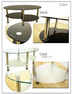 (ガラステーブル2色対応)スタイリッシュガラステーブルガラステーブルテーブルローテーブルセンターテーブル強化ガラスクロームメッキ02P27May16