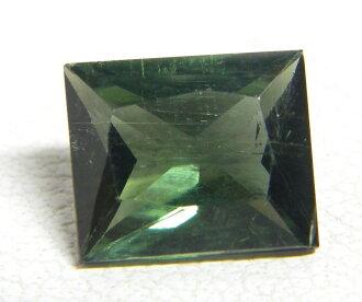 Natural green tourmaline 2.43 ct