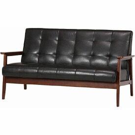 バイキャストPUソファー フレンズDBR 2P 846 ダークブラウン fj-71157送料無料 北欧 モダン 家具 インテリア ナチュラル テイスト 新生活 オススメ おしゃれ 後払い ソファ sofa