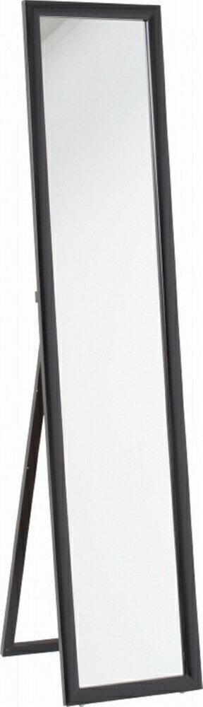鏡面スタンドミラー HB−8260N BK ブラック fj-82593/北欧/送料無料/クーポン/プレゼント/通販/後払い/新生活/オススメ/%off/ジェンコ/【RCP】/北欧/モダン/インテリア/ナチュラル/テイスト/雑貨