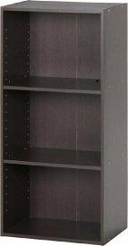 カラーボックス 可動棚3段 BR ブラウン fj-96602送料無料 北欧 モダン 家具 インテリア ナチュラル テイスト 新生活 オススメ おしゃれ 後払い 収納 棚 ラック シェルフ ディスプレイラック キャビネット 見せる