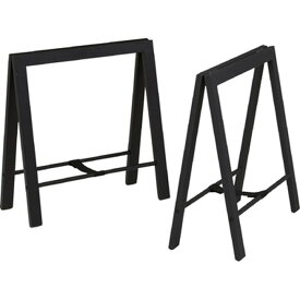 テーブル 脚(2脚組) ブラック az-tl-111bk送料無料 北欧 モダン 家具 インテリア ナチュラル テイスト 新生活 オススメ おしゃれ 後払い ダイニング ナチュラルテイスト