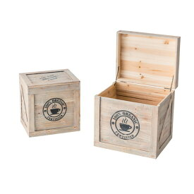 ボックス2個セット az-ccr-403送料無料 北欧 モダン 家具 インテリア ナチュラル テイスト 新生活 オススメ おしゃれ 後払い 雑貨