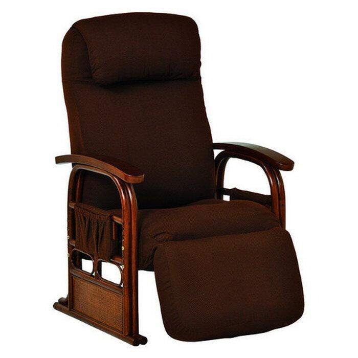 ギア付き座椅子 RZ-1259BR ブラウン hag-5303681s1 北欧 送料無料 クーポン プレゼント 通販 後払い 新生活 オススメ %off ジェンコ 【RCP】 北欧 モダン インテリア ナチュラル テイスト イス オフィス デスクチェア