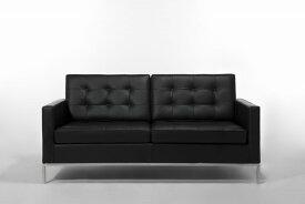 【保証付き】フローレンス・ノール 1206 セッティー 2p ファブリックT・R・C kaw-sf7225bft送料無料 北欧 モダン 家具 インテリア ナチュラル テイスト 新生活 オススメ おしゃれ 後払い ソファ sofa