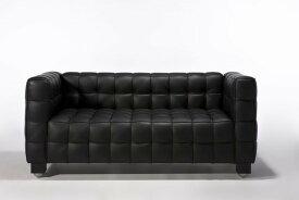 【保証付き】ヨーゼフ・ホフマン クーブス L2 ソファ デラックスレザー kaw-sf6044bdl送料無料 北欧 モダン 家具 インテリア ナチュラル テイスト 新生活 オススメ おしゃれ 後払い ソファ sofa
