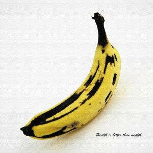 バナナ 壁掛けアート pop-0091 アートパネル アートデリ XLサイズ 100cm×100cm lib-5128917s4送料無料 北欧 モダン 家具 インテリア ナチュラル テイスト 新生活 オススメ おしゃれ 後払い 雑貨