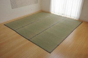 日本製 い草上敷 湯沢 ゆざわ 六一間 3畳 185×277cm ike-526078s26送料無料 北欧 モダン 家具 インテリア ナチュラル テイスト 新生活 オススメ おしゃれ 後払い マット 絨毯 ラグ カーペット リビン