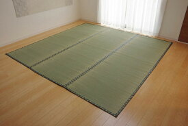 日本製 い草上敷 松 まつ 三六間 4.5畳 273×273cm ike-526081s22送料無料 北欧 モダン 家具 インテリア ナチュラル テイスト 新生活 オススメ おしゃれ 後払い マット 絨毯 ラグ カーペット リビング