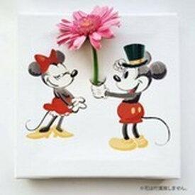 ミッキーマウス ミニーマウス IKEBANA 生きてるインテリア IKE-DSNY-1807-01 20×20×2.7cm ディズニー lib-6478441s1送料無料 北欧 モダン 家具 インテリア ナチュラル テイスト 新生活 オススメ おしゃれ 後払い 雑貨
