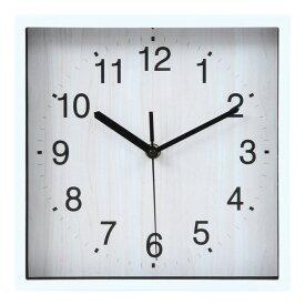 掛時計 シオン 24cm ホワイト EG6953-BM113 fj-99045送料無料 北欧 モダン 家具 インテリア ナチュラル テイスト 新生活 オススメ おしゃれ 後払い クロック 掛け 置き