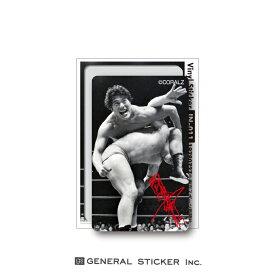 アントニオ猪木X東スポ ベストショットシリーズ ステッカー 11 1978年7月27日 秘蔵写真 記念 猪木ジャパン! プロレス ライセンス商品 IN011 gs 公式グッズ