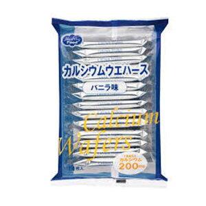 ヘルシーフード カルシウムウエハース バニラ味 6.5g×14 菓子 ウェハース ウェファース 菓子