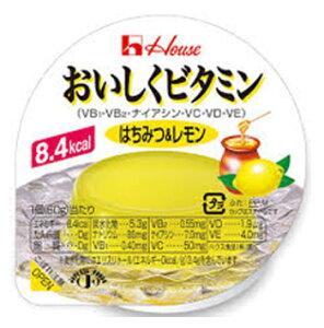 ハウス おいしくビタミン はちみつ&レモン 60g