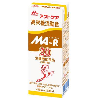 森永乳業 クリニコMA-R2.0 バナナ風味200ml 30個入エムエーアール濃厚流動食 高栄養流動食・栄養機能食品【送料無料】