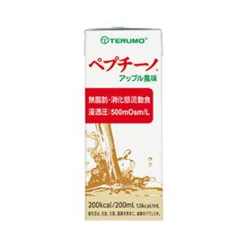 テルモ ペプチーノ アップル風味紙パック200ml(200kcal)×24本