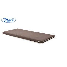 電動 介護ベッド用マット プラッツスタンダードマットレス90cm幅PKM-E80BRプラッツ【代引き不可】