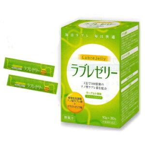 ダイト ラブレゼリー スティックタイプ 10g×30包 ヨーグルト風味(無果汁)植物性乳酸菌 ナノ型ラブレ菌 ガラクトオリゴ糖 栄養補助食品