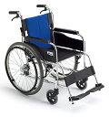 自走型 車いすBAL-1BAL−1バルシリーズMIKI 株式会社ミキ車イス 車椅子代引き不可