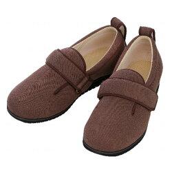 介護靴婦人用ダブルマジックII7E幅広(7006)徳武産業