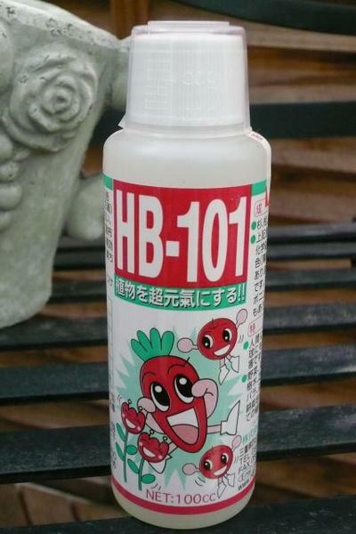 送料無料★HB-101100cc他の花も同梱できちゃいます♪【肥料】【HB101】【天然活力剤】/販売/通販/種類