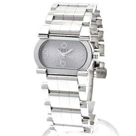 フレッド FD012110A010 シルバー ステンレススチール 腕時計 レディース FRED クオーツ シルバー文字盤 【中古】