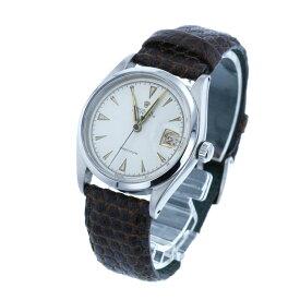 ロレックス オイスターデイト 6294 ステンレススチール レザー 腕時計 メンズ ROLEX 手巻き 【中古】