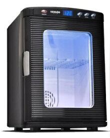 【10/20限定エントリー&楽天カード利用で全品最大+P9倍】【あす楽】【在庫僅少】ベルソス AC/DC両方対応 ポータブル コンパクト 車載保冷温庫 (ブラック) 「アウトドア用品」「庫内容量25L」VS-404BK【KK9N0D18P】