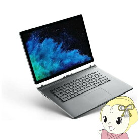 マイクロソフト Surface Book 2 15 インチ [Core i7/メモリ16GB/SSD 512GB]FUX-00023【smtb-k】【ky】【KK9N0D18P】