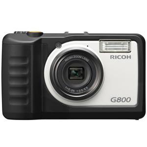 リコー デジタルカメラ RICOH G800 【防水機能】【smtb-k】【ky】【KK9N0D18P】