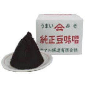 昔ながらの手作り自然発酵により醸造した 純正豆こうじ味噌(赤みそ) 2Kg