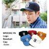 キャップベースボールキャップエンブレムアルファベットCAP帽子ストリートファッション