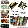 70 ' sUP long wallet Wallet purse point of rare design gifts like