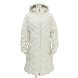 新着【中古】美品 パタゴニア patagonia ロング ダウン コート 600フィルパワー M 白 ホワイト