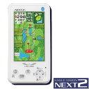 イーグルビジョン EAGLE VISION NEXT2 カラー:ホワイト ゴルフ距離測定器 GPSナビ 距離計 みちびき EV-034